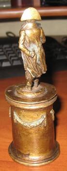 Статуэтка Наполеон бронза. Конец XIX начало XX вв. 4