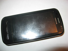 Nokia C6-00 The Best Symbian Black White 2