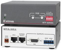 AV ресиверы Extron MTP RL 15HD A