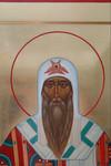 Продается икона святителя Алексия