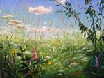 пейзаж * Травы*