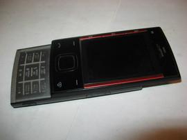 Nokia X3-00 Red 3