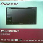 DVD РЕСИВЕР PIONEER AVH-P3100
