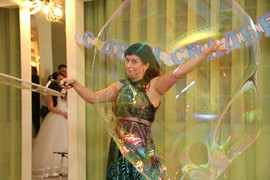 Шоу мыльных пузырей для взрослых и детей 3