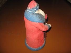 Большой Советский Дед Мороз. Папье-маше 3