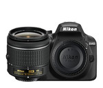 Nikon D3400 + 18-55mm VR + 8GB SD