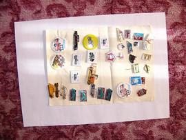 Продам коллекцию авто-значки-марки-календарики-брелки-модели. 8