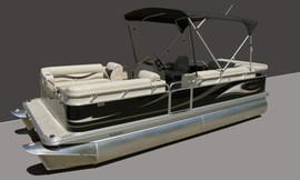 продам моторный понтон-тримаран QWEST 3
