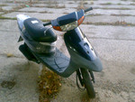 Продам скутер Suzuki Let,s