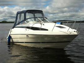 Продается Катер Bayliner Ciera 2355 (река-море)