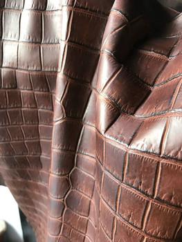 Продажа кожи крокодила, для пошива одежды, обуви и аксессуаров! 3