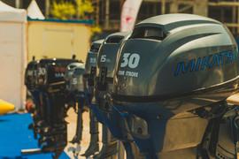 Лодочный мотор Mikatsu MF20HS 4х-такт (Корея) по летней акции 3