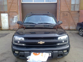 Продам Chevrolet Trailblazer 2004 г. 520 тыс. руб.