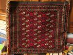 Сумка из ковровой ткани (100 % шерсть) Размер 42 х 38 см