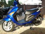 скутер Yamaha Axis