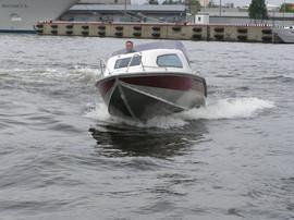 Продаем катер (лодку) Корвет 500 HT 2