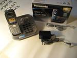 Продаю цифровой телефон Panasonic KX-TG 8041 RUT