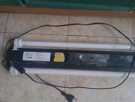 Ремонт аквариумных светильников. 3