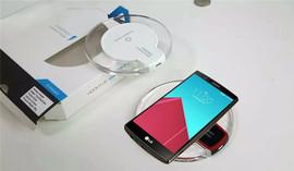 Беспроводная зарядка для всех смартфонов+ Приемник 4