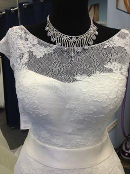 Новое свадебное платье 2