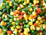 Замороженные овощи по технологии IQF на прямую от поставщика.