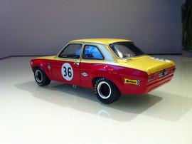 Модель Ford Escort I TC GP DER Tourenwagen #36 1 18 3