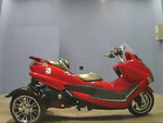 мотоцикл трайк Honda Kit Bike Trike