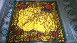 Платки наголовные шёлковые