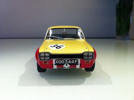 Модель Ford Escort I TC GP DER Tourenwagen #36 1 18 5