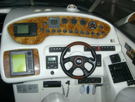 Аренда лодки 1998 Sunseeker Superhawk 48 3