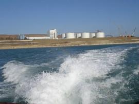 земельный участок в Черноморском торговом порту 10