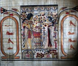 Продам папирус из Египта