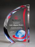 Мотивирующие призы и награды из стекла и акрила