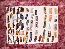 Продам коллекцию авто-значки-марки-календарики-брелки-модели. 5