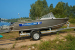 Купить лодку (катер) Wyatboat-460