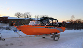Продаем лодку (катер) Berkut M-Jacket 6