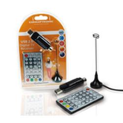 AV ресиверы Conceptronic USB 2.0 Digital TV Receiver