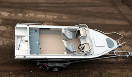 Продаем лодку (катер) Berkut M-Jacket 3