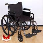 Коляска инвалидная регулируемая по ширине LK6108-46BDFPQ