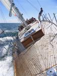 Прогулки на парусной яхте в Одессе