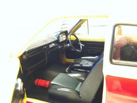 Модель Ford Escort I TC GP DER Tourenwagen #36 1 18 7