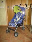 Детская прогулочная коляска-трость Maclaren Quest Sport