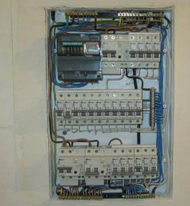 Электромонтажные работы, услуги электрика 2