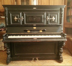 Пианино G. Leppenberg 1892 г.