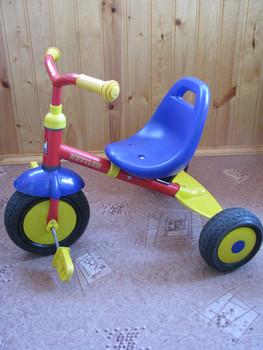 Велосипед Kettler детский 4