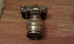 Зенит 3М с объективом Гелиос-40