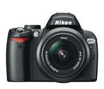 Nikon D60 + AF-S DX NIKKOR 18-55mm