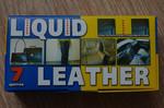 Жидкая Кожа средство ремонта, реставрации кожаных изделий, предм