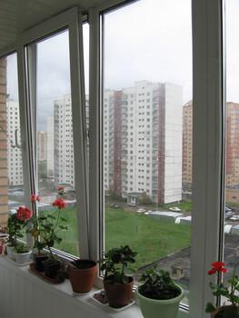 Теплое остекление балконов и лоджий, купить остекление в мос.