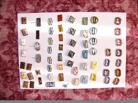 Продам коллекцию авто-значки-марки-календарики-брелки-модели. 3